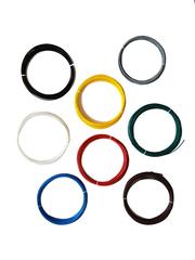 Набор пластика ABS для 3D ручки 10 цветов