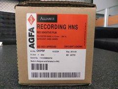 Фототехническая пленка Agfa Alliance Recording HNS