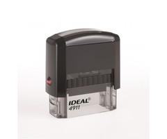 IDEAL 4911 Оснастка для штампа 38Х14мм черная