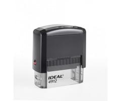 IDEAL 4912 Оснастка для штампа 47х18мм черная