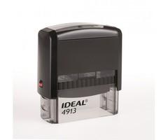 IDEAL 4913 Оснастка для штампа 58х22мм черная