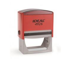 IDEAL 4926 Оснастка для штампа 75х38мм красная