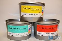 Краска для листовой печати Pantone