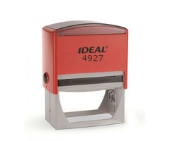 IDEAL 4927 Оснастка для штампа 60х40мм красная
