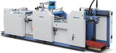 SW-560 автоматический одност. ламинатор (100-500g/m2, 560*820mm, 60m/min)