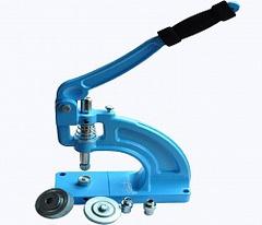 Аппарат для установки люверсов на баннеры, 12 мм, ручной с инструментом