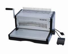 Переплетная машина электрическая YB-ES8708