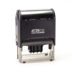 Автоматическая оснастка для датера GRM 4726 DATER HUMMER