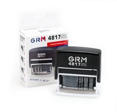 GRM 4817 PLUS РУС. Датер с 12 бухгалтерскими терминами