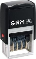 GRM 4820 Датер пластиковый (русский)