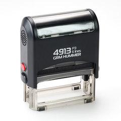 Автоматическая оснастка для штампа GRM 4913 HUMMER