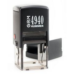 GRM 4940 HUMMER. Автоматическая оснастка для печати