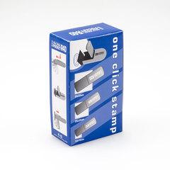 Оснастка для печати (карманная, сб корпус, неокр. подушка) GRM POCKET R40 ONE CLICK