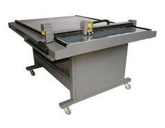 Широкоформатный режущий планшетный плоттер HC-1512