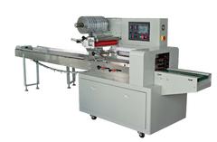 Горизонтальная упаковочная машина HDL-450B