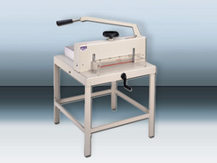 Гильотинный механический резак KW-TRIO - 3971