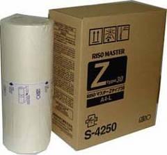 Мастер-пленка A4 RISO Kagaku RZ (S-4250)