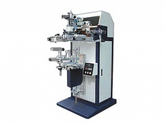 Пневматическая машина для трафаретной печати на плоских и цилиндрических поверхностях S-300M
